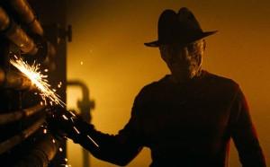 NOES-FP-020 JACKIE EARLE HALEY as Freddy Krueger in New Line CinemaÕs horror film, ÒA NIGHTMARE ON ELM STREET,Ó a Warner Bros. Pictures release.