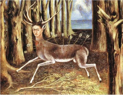 the-little-deer-kahlo