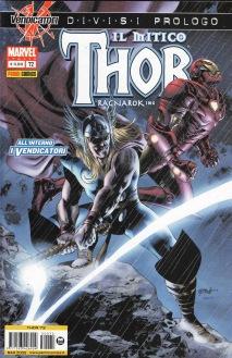 Thor Ragnarok tra fumetto e cinema (foto 1)