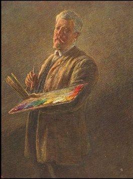 gaetano_previati_autoritratto_1911