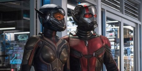 Ant-Man and the Wasp (copertina)