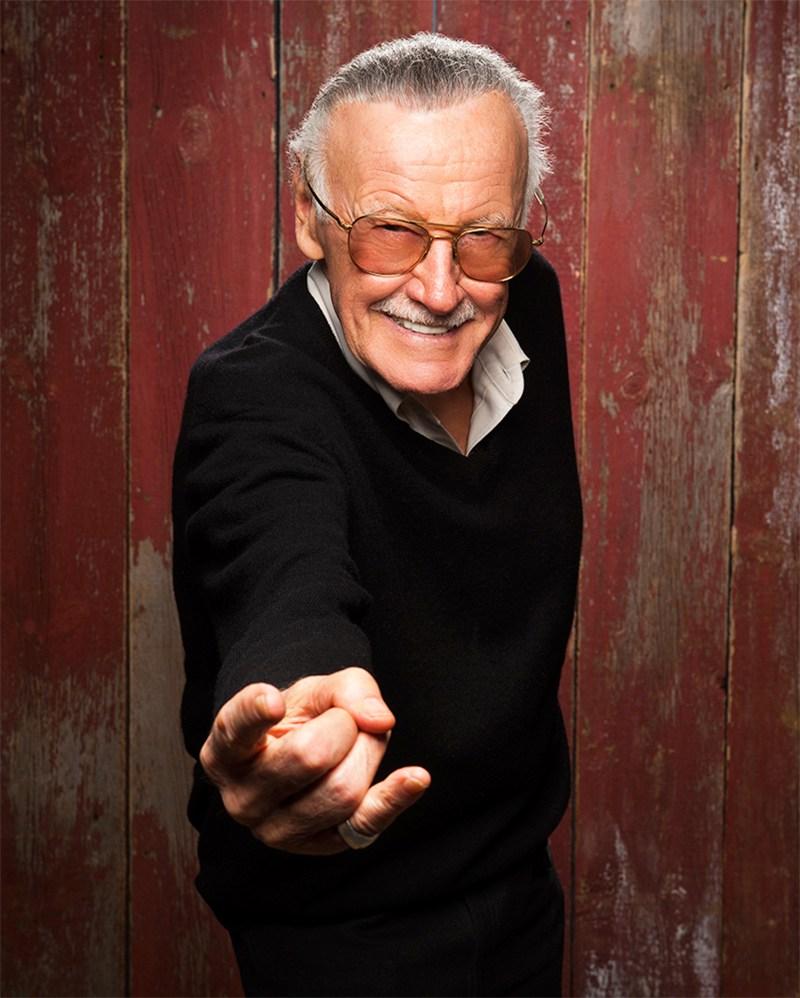 Stan Lee-ricordo di un grande uomo (foto copertina)