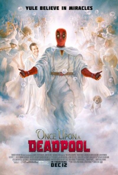 (Once Upon a)Deadpool 2 (new photo)