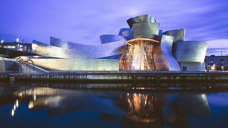 Il Guggenheim Museum di Bilbao (foto)