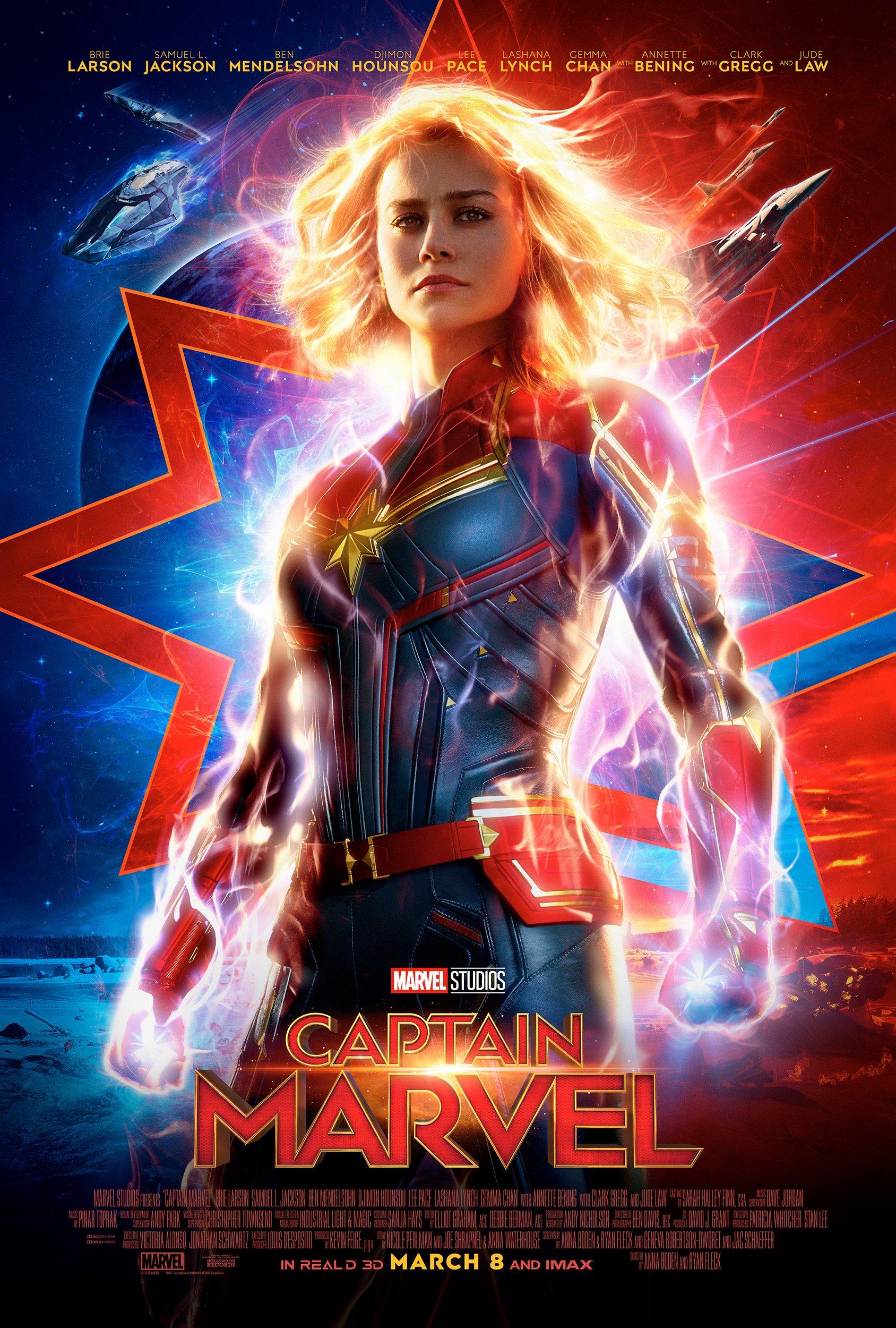 Captain Marvel - la più potente del MCU (copertina).jpg