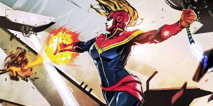 Captain Marvel - la più potente del MCU (foto 2)