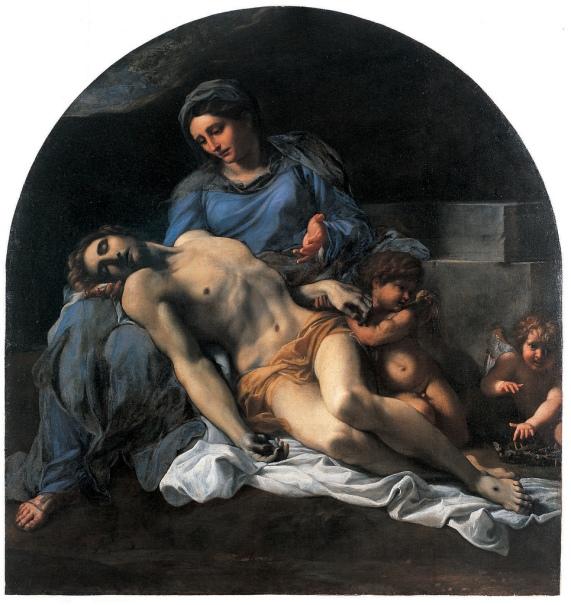 Annibale_Carracci_1560-1609_Pieta