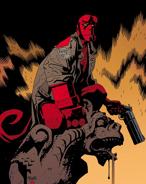 Hellboy (Comics) (1)