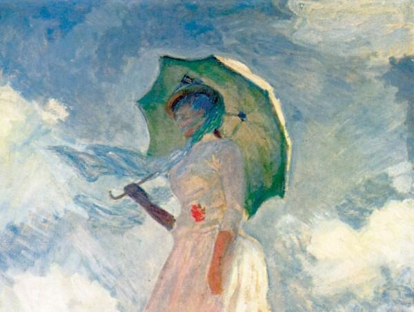 Monet - Il pittore dell'attimo eterno (versione sx)
