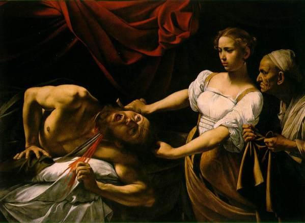 Giuditta e Oloferne (Caravaggio)