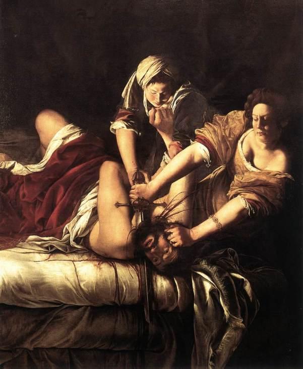 Giuditta e Oloferne (Gentileschi)