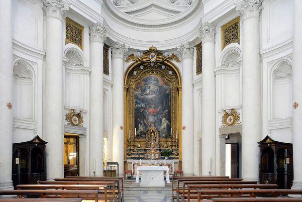 San Carlo alle quattro fontane – Un gioiello nel cuore di Roma (foto intenro)