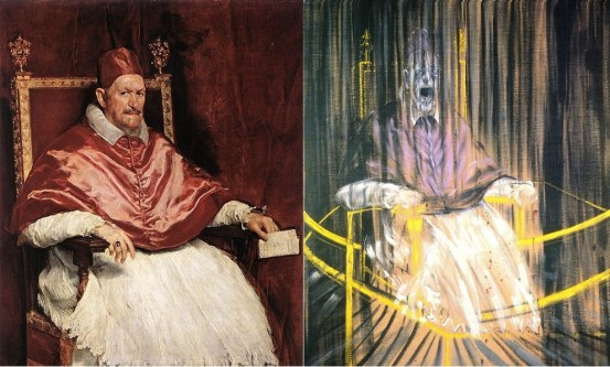 Francis Bacon – La rappresentazione del dolore (papa Innocenzo X)